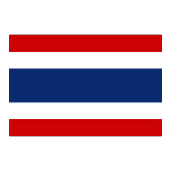 Flagga Thailand Partykungen Se