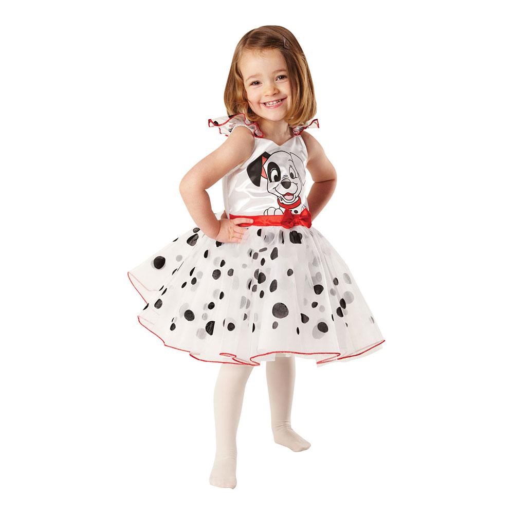 Maskeradkläder Barn - 101 Dalmatiner Ballerina
