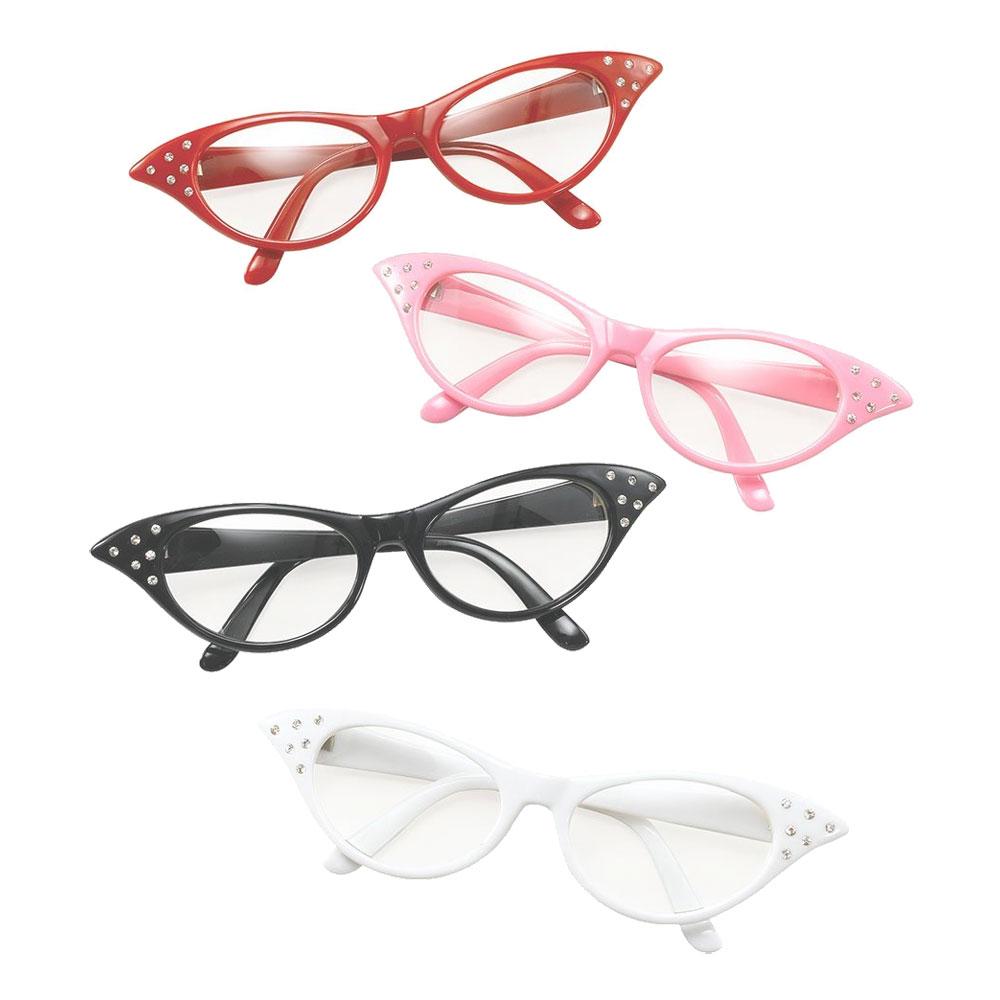 50-tals Glasögon