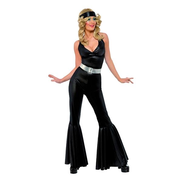 70-tals Disco Diva Maskeraddräkt