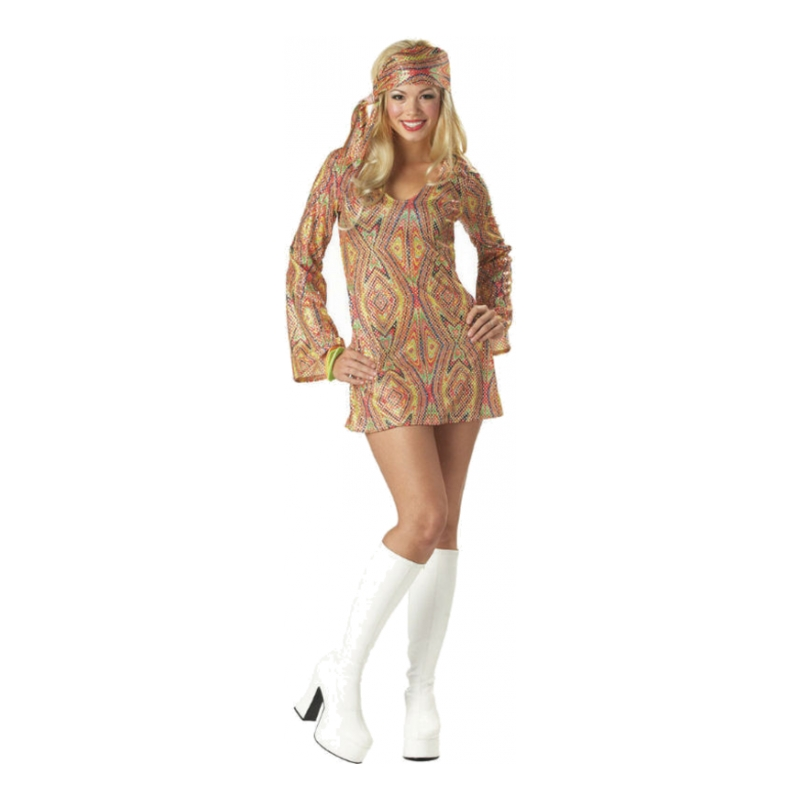 Disco Dolly Maskeraddräkt