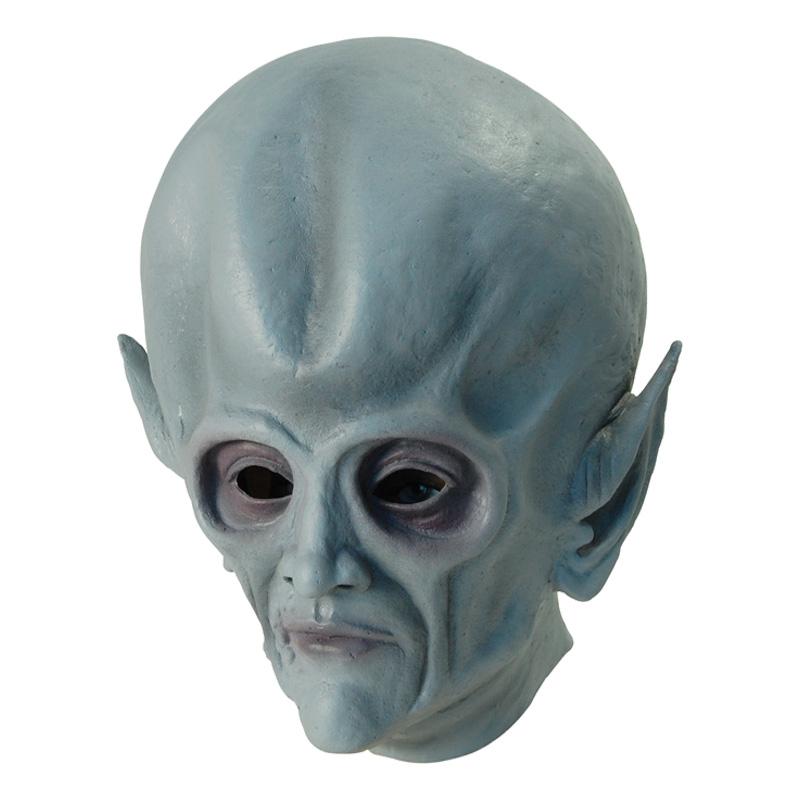 Alienmask i Gummi