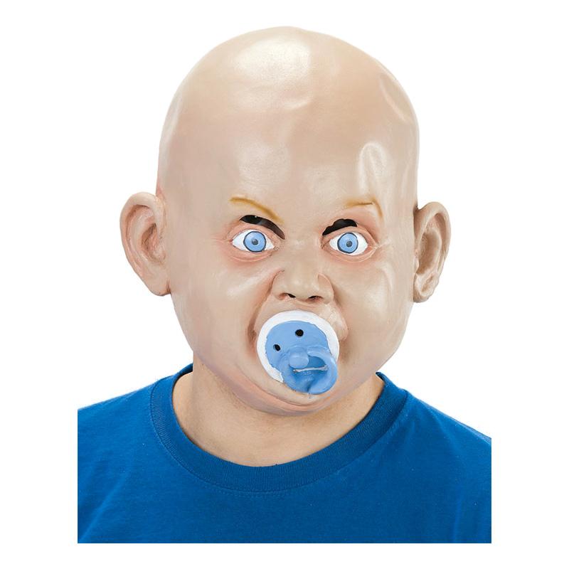 Bebis med napp Mask