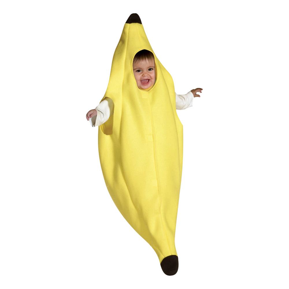 Banan Bebis Maskeraddräkt