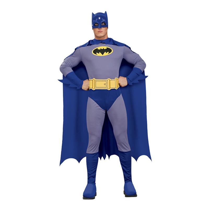 Batman Brave and Bold Maskeraddräkt