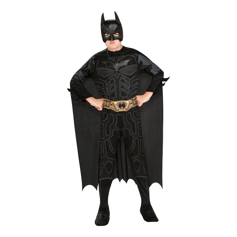 Batman Dark Knight Barn Maskeraddräkt
