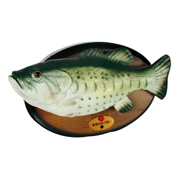 Big Mouth Billy Bass thumbnail
