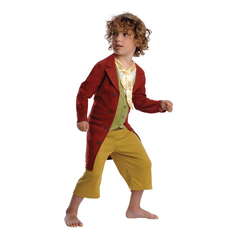 Bilbo Baggins Barn Maskeraddräkt