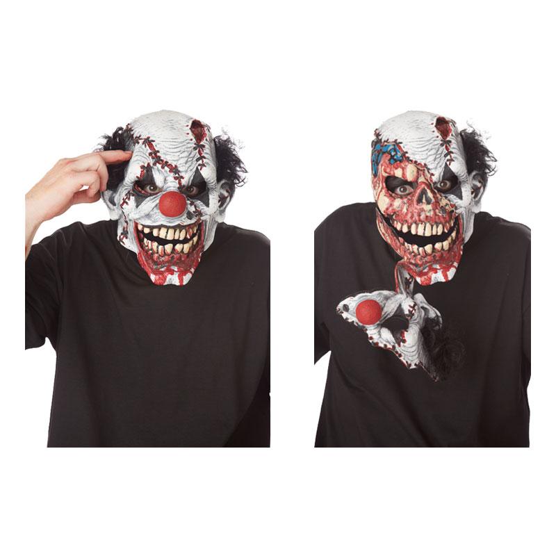 Blodig Delbar Clownmask