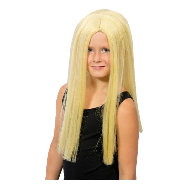 Blondin Barn Peruk