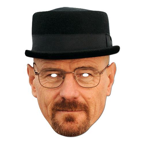 Heisenberg Pappmask