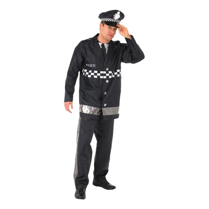 knulla i umeå polisuniform maskerad