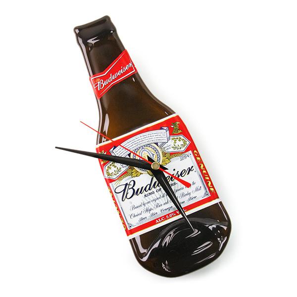Budweiser Väggklocka thumbnail