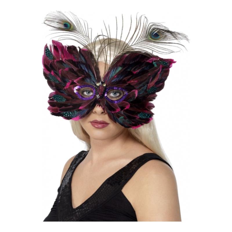 Fjäril Ögonmask