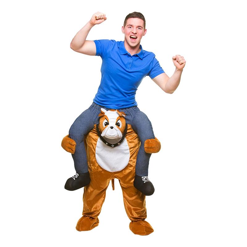 Carry Me Bulldog Maskeraddräkt