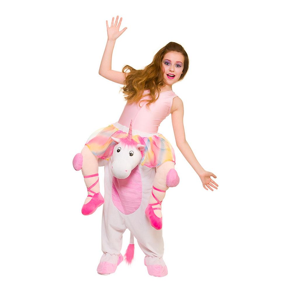 Carry Me Enhörning Balett Barn Maskeraddräkt