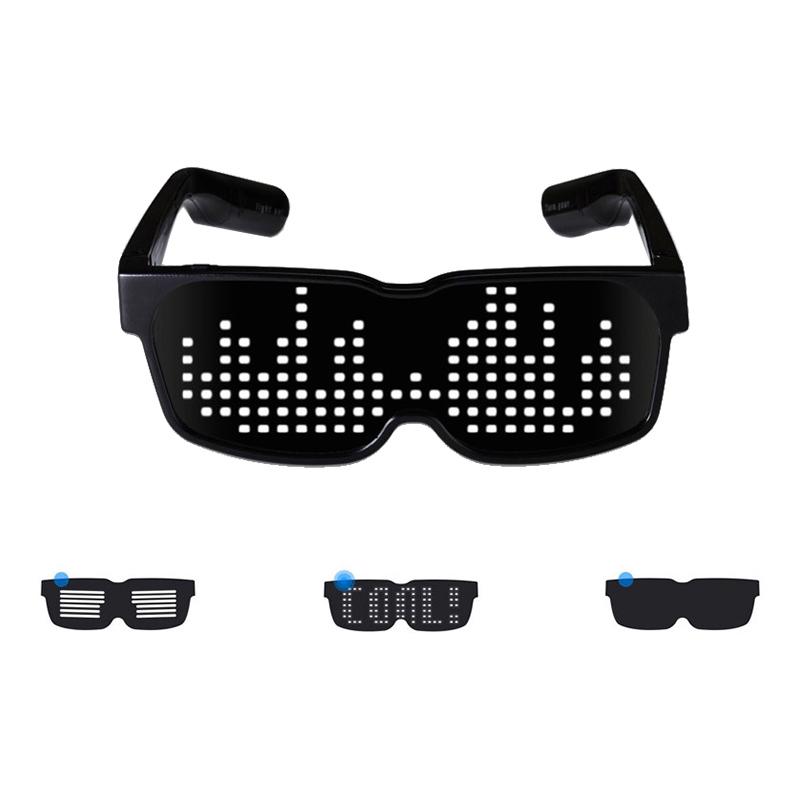 Chemion LED Bluetooth Glasögon