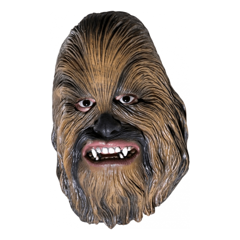Chewbacca Barn Mask