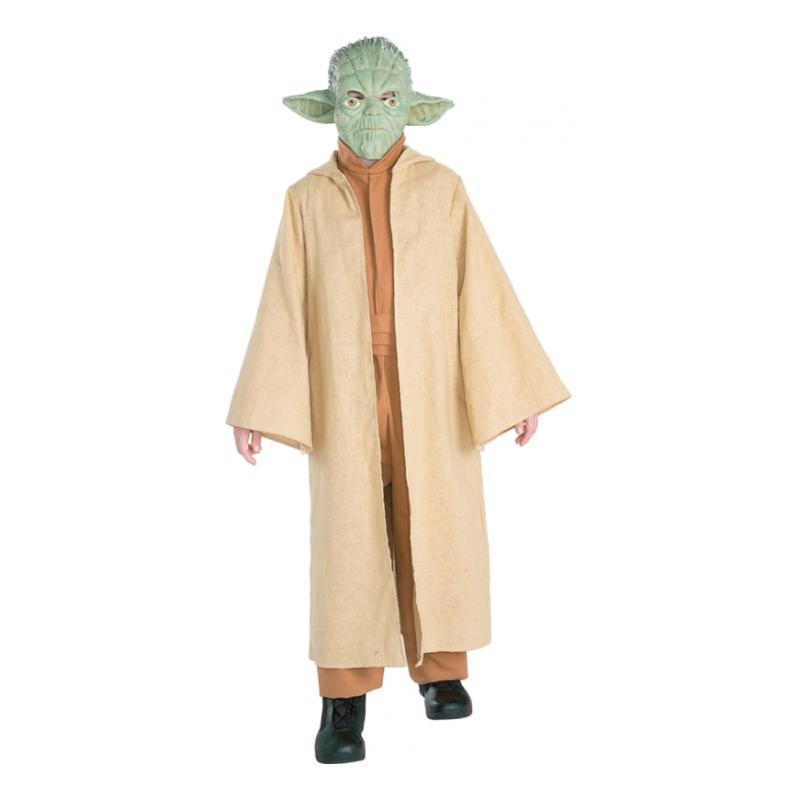 Yoda Deluxe Barn Maskeraddräkt