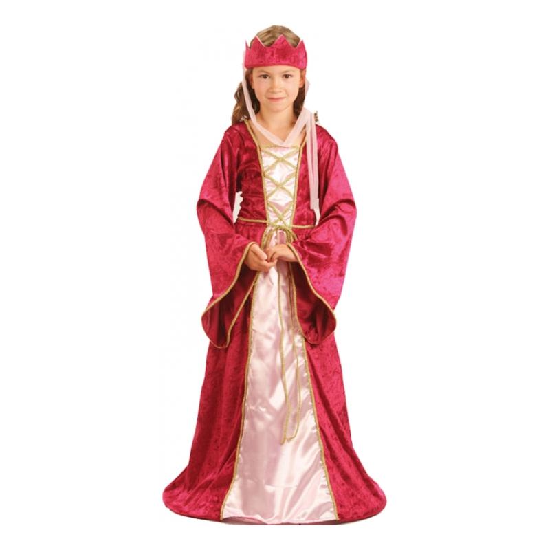 Maskeradkläder Barn - Renässans Drottning