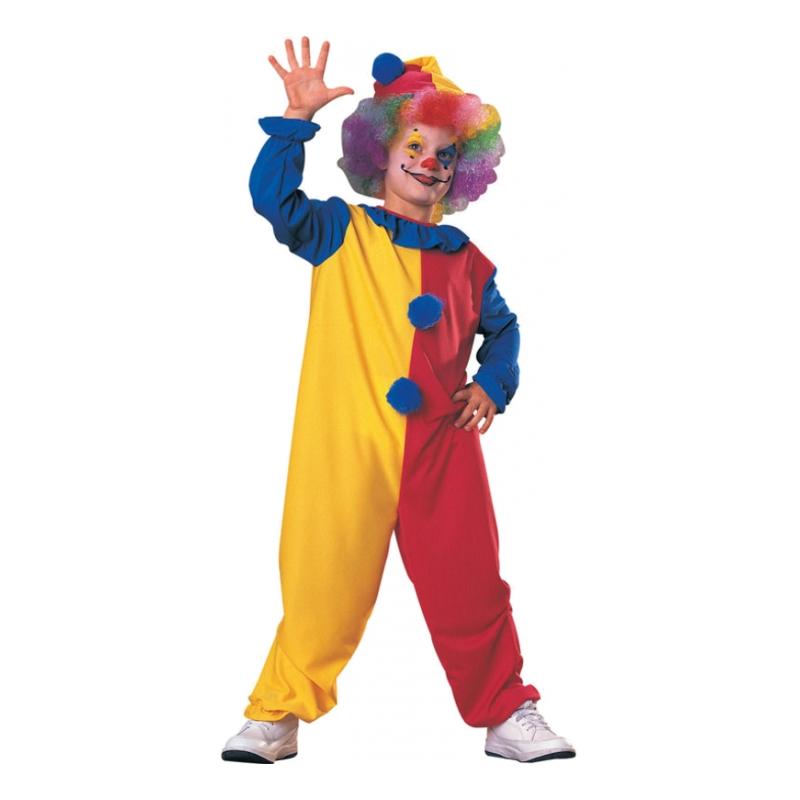Maskeradkläder Barn - Clown Budget