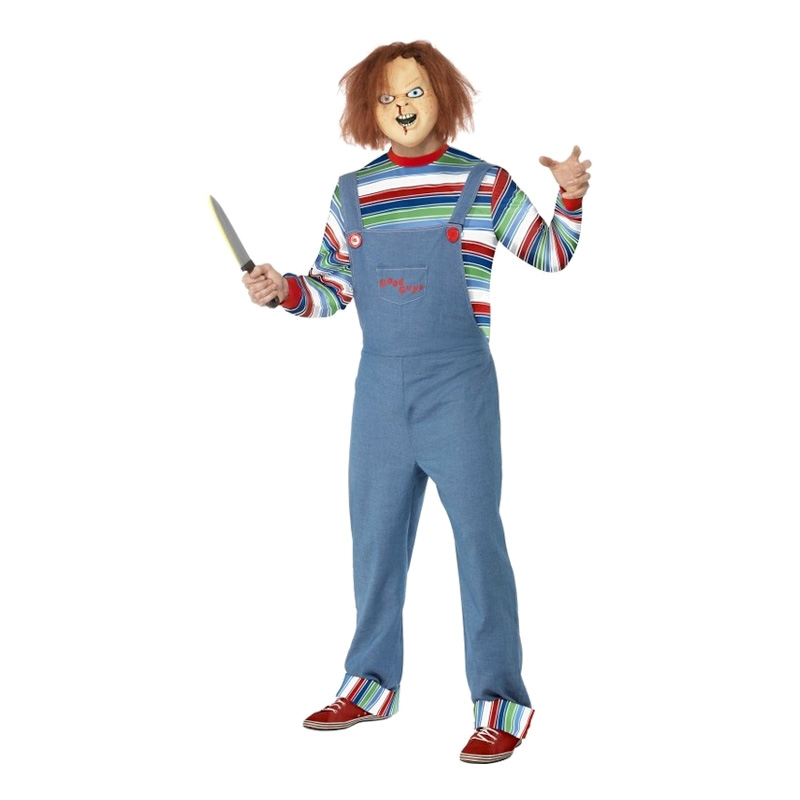 Chucky Maskeraddräkt