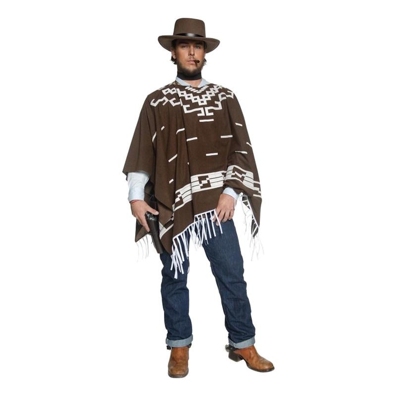 Clint Eastwood Maskeraddräkt