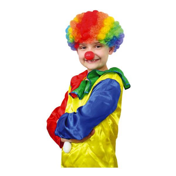 Clownperuk Barn