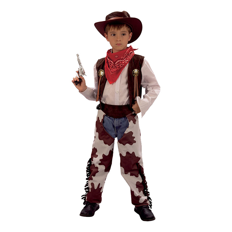 Cowboy Barn Maskeraddräkt