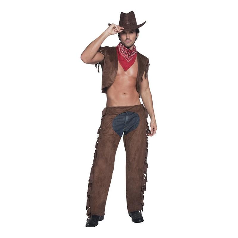 Cowboy Hunk Maskeraddräkt