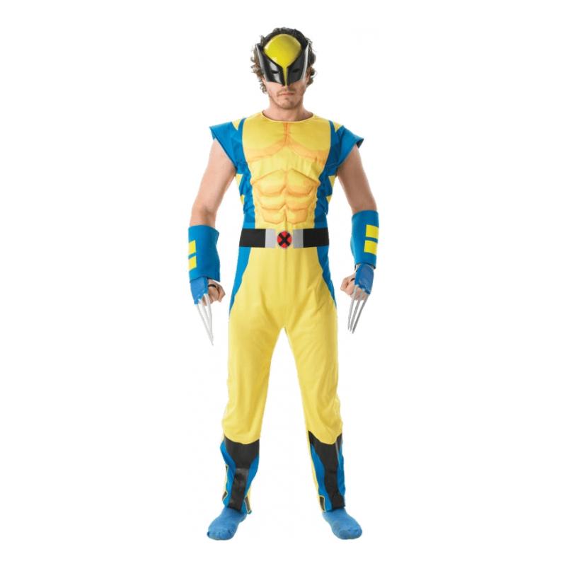 Wolverine Deluxe Maskeraddräkt
