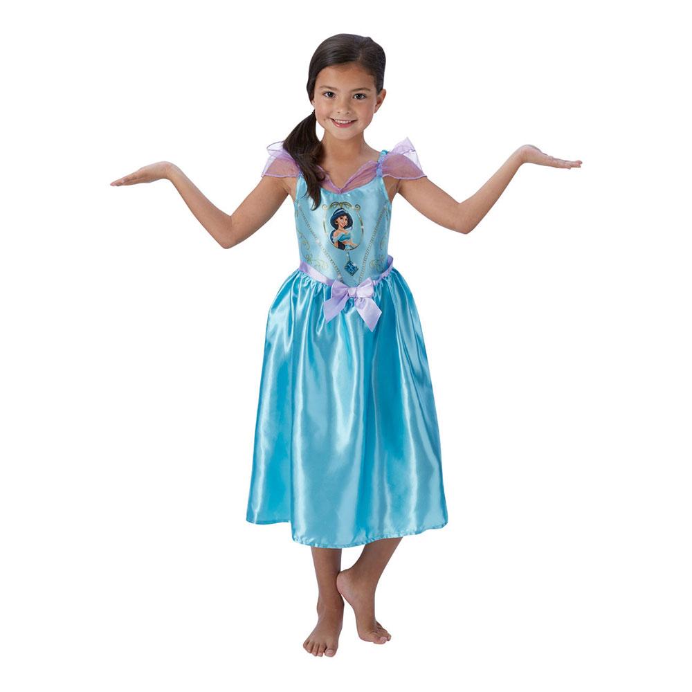 Disney Jasmine Sagobok Barn Maskeraddräkt