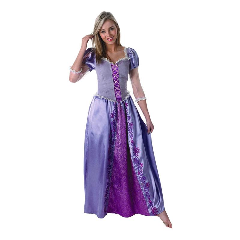 Disney Rapunzel Maskeraddräkt