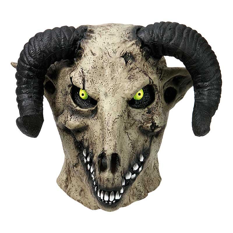 Djävulsget Latexmask