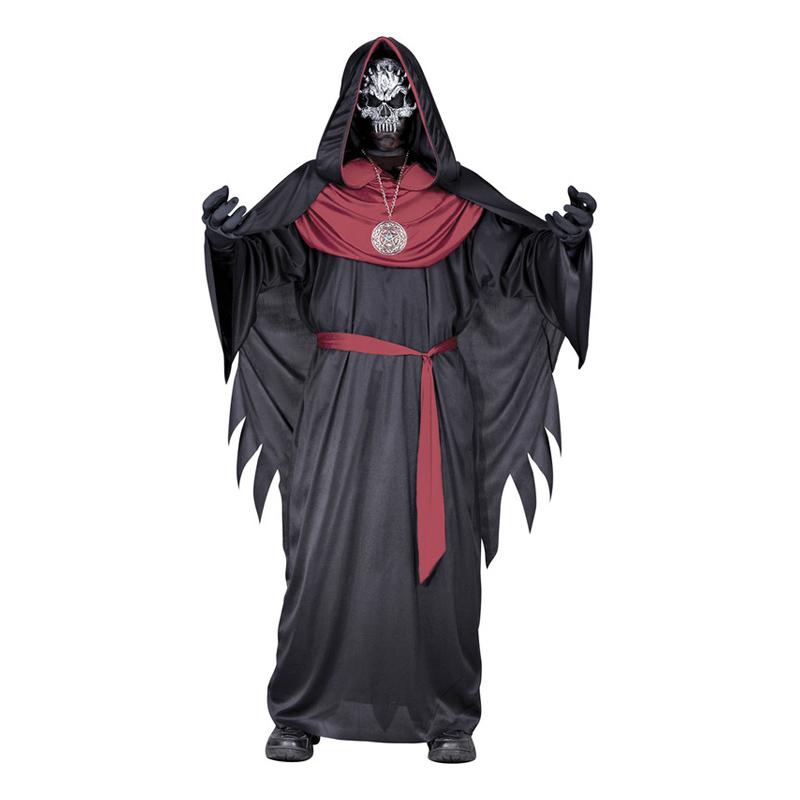 Dödens Kejsare Barn Maskeraddräkt