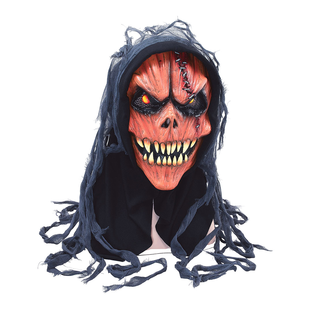 Dödskalle Mask Pumpa