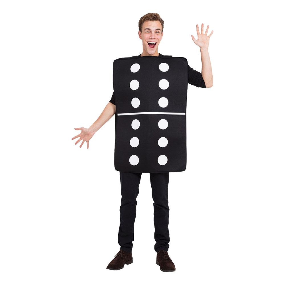 Domino Maskeraddräkt