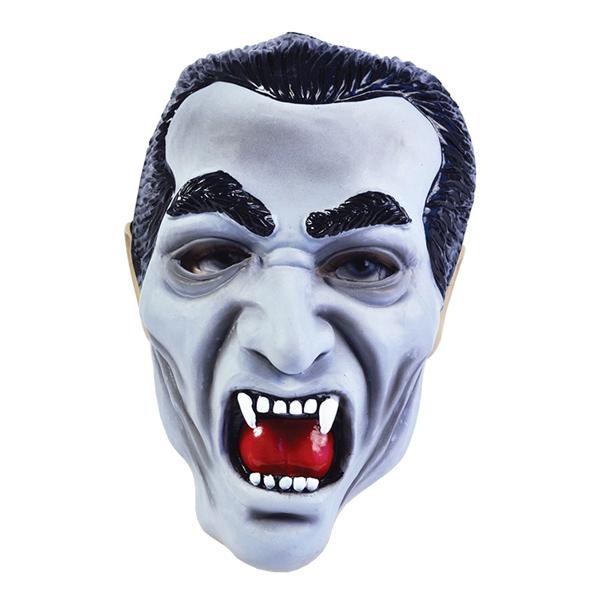 Draculamask med Vampyrtänder