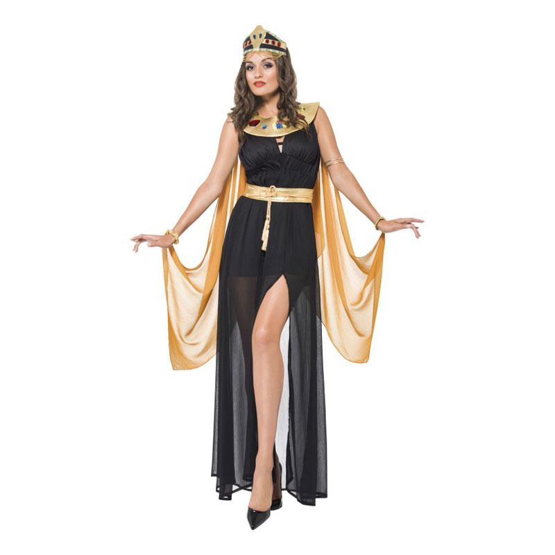 Egyptisk Drottning Maskeraddräkt