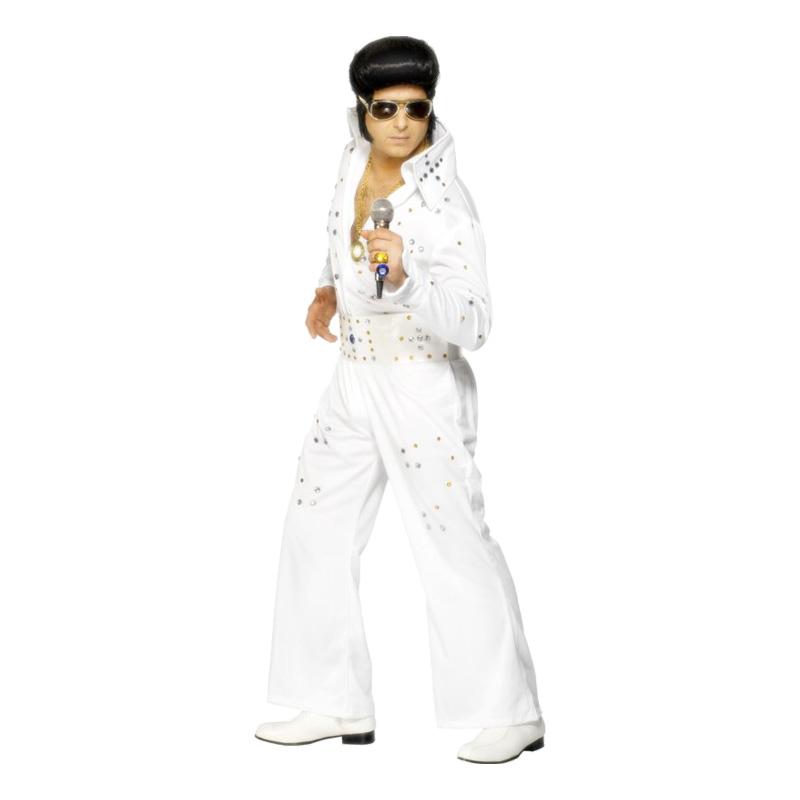 Elvis Las Vegas Maskeraddräkt