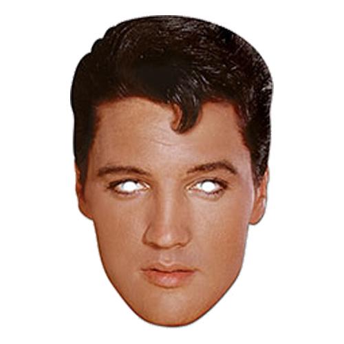 Elvis Presley Pappmask