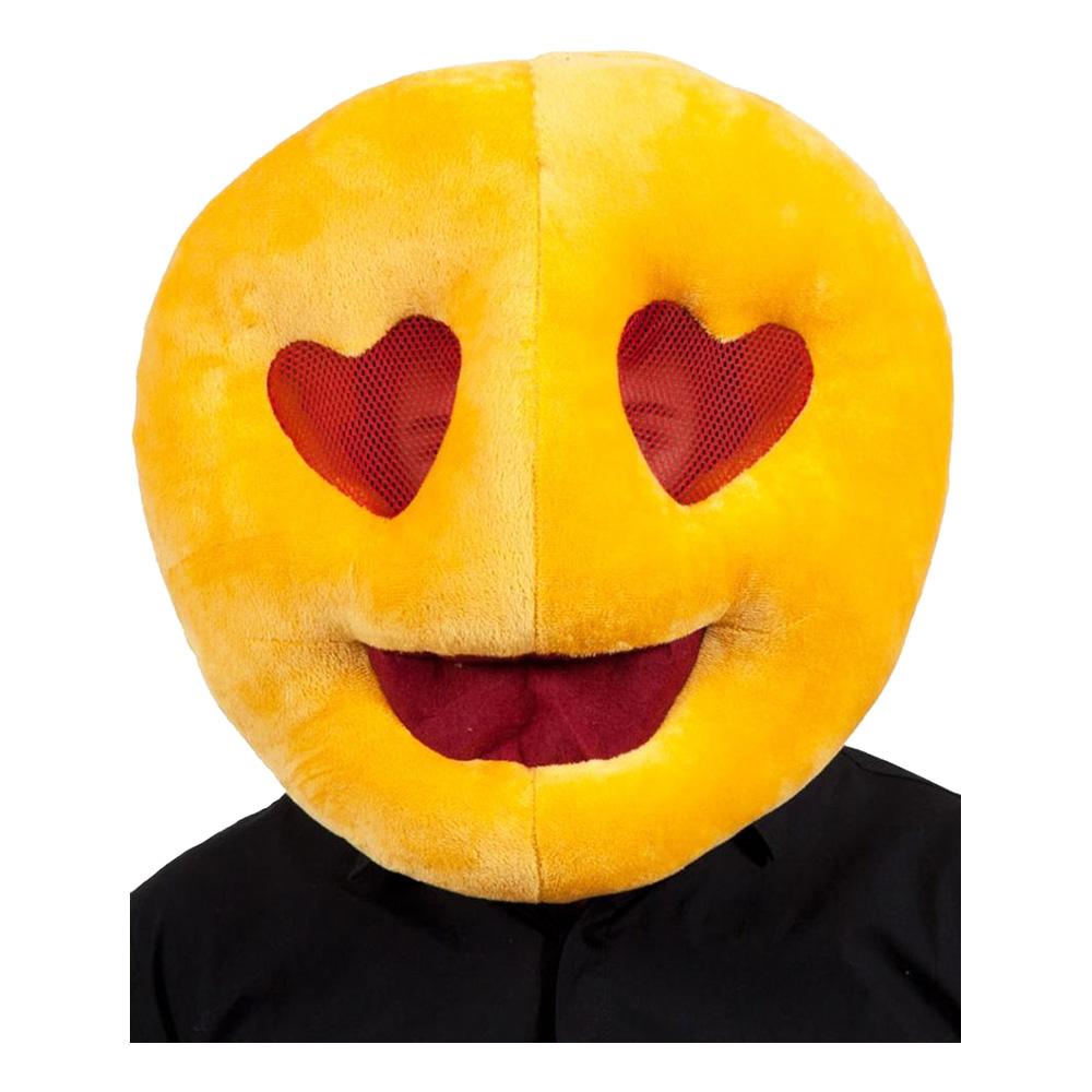 Emoji Heart Eyes Mask