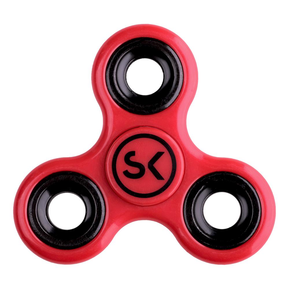 Fidget Spinner Röd