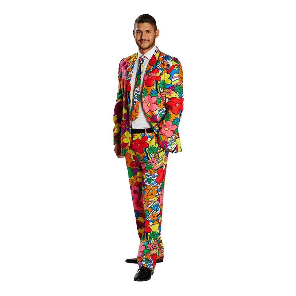 Flower Power Kostym