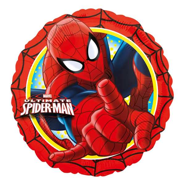 Folieballong Ultimate Spiderman