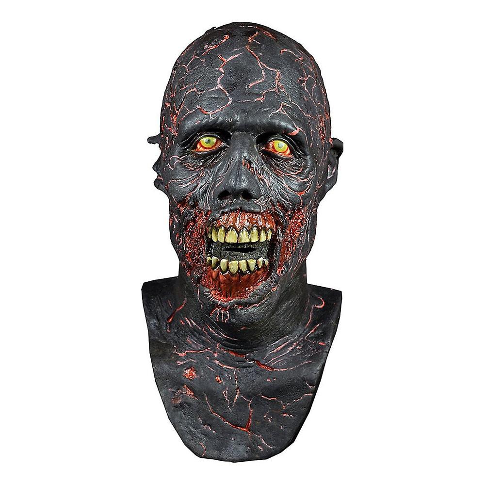Förkolnad Zombie Mask