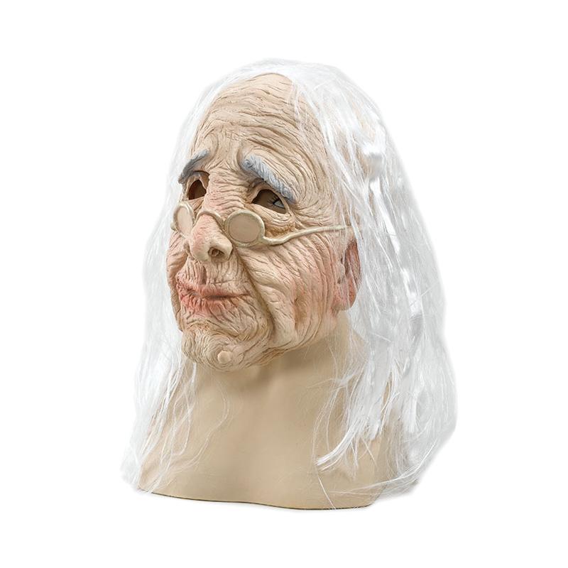 Gammal Kvinna Mask