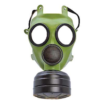 Gasmask Mask