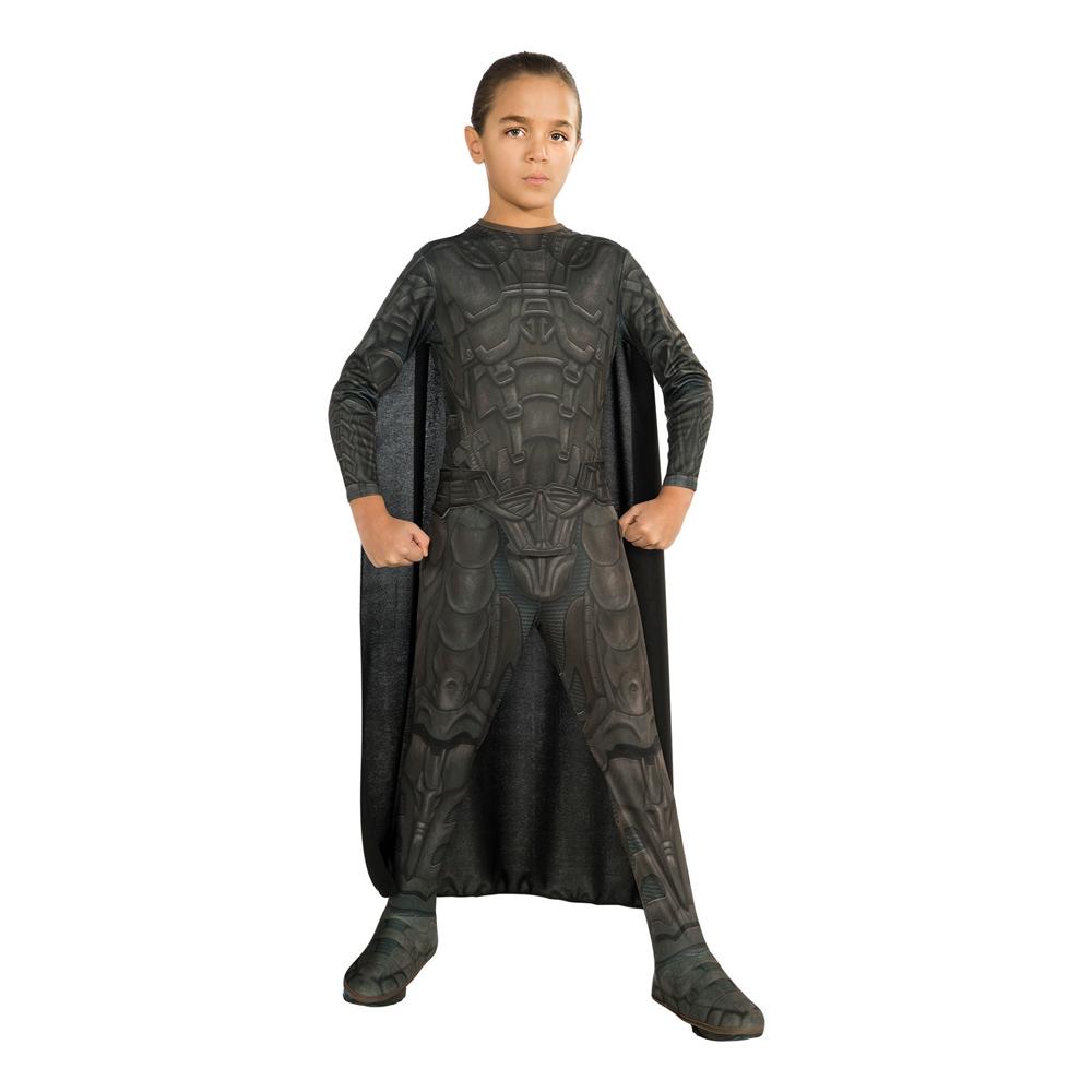 General Zod Barn Maskeraddräkt