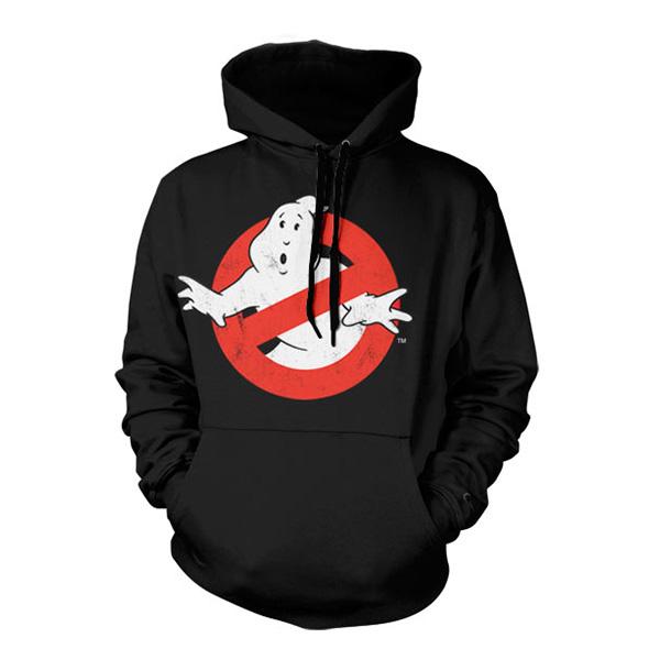 Ghostbusters Logo Hoodie